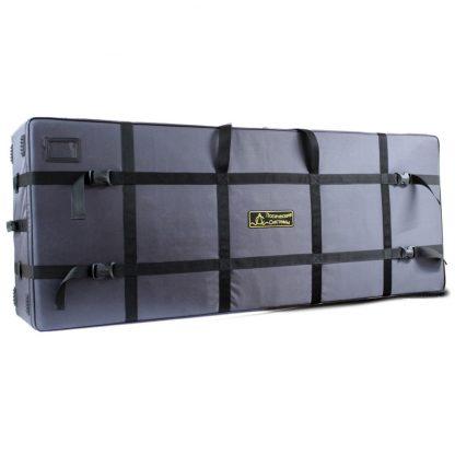 гигантская сумка кофр для приборов спереди