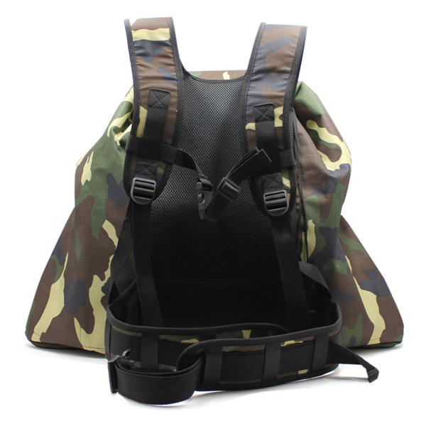 Рюкзак сумка транспортировка нестандартный размер туризм исследования сзади
