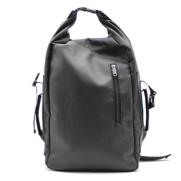рюкзак повседневный городской спортивный мужской женский черный R-02 ручка