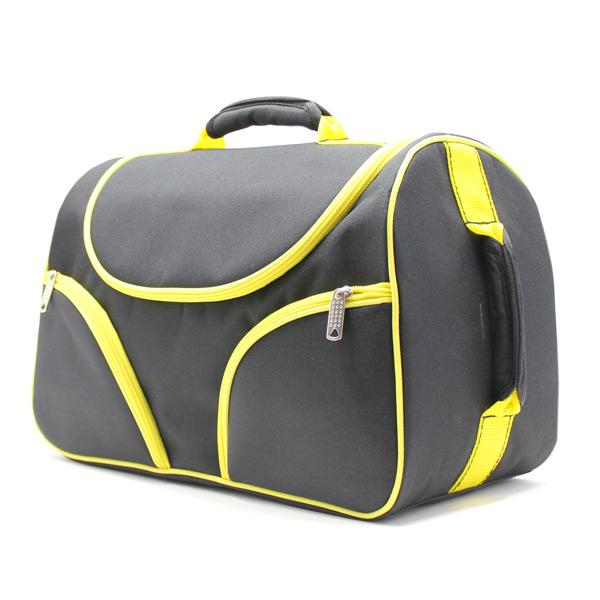 Сумка чемодан для визажистов и парикмахеров карманы