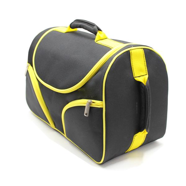 Сумка чемодан для визажистов и парикмахеров сверху