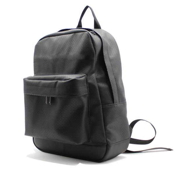 рюкзак городской повседневный молодежный экокожа сбоку