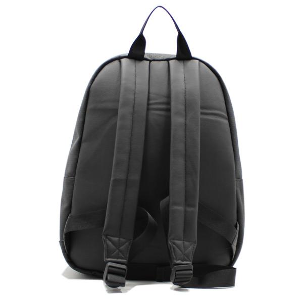 рюкзак городской повседневный молодежный экокожа сзади
