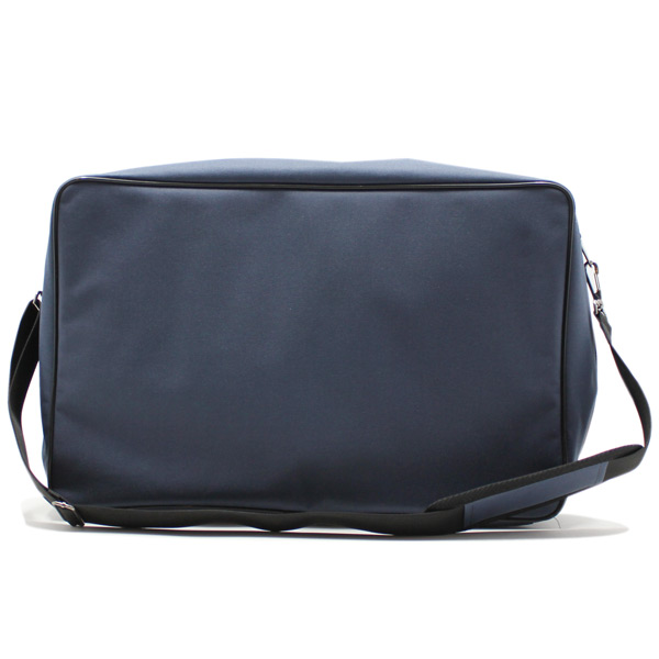 сумка медицинская для ингалятора синяя сзади