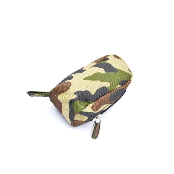 ключница мини сумка для монет экокожа камуфляж