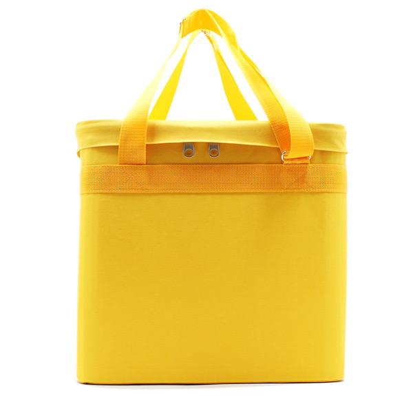 сумка холодильник для горячей еды доставка курьер спереди
