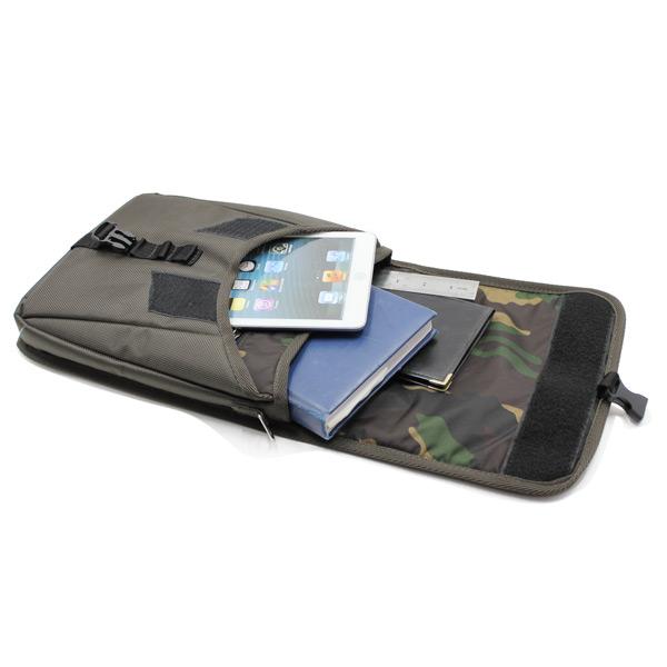 сумка планшет через плечо городская маленькая внутри
