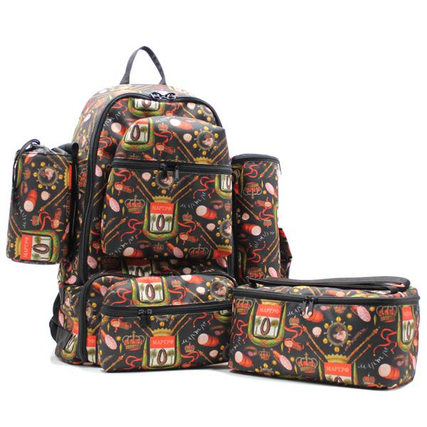 рюкзак для путешествий туризм рабылка дизайн ткань комплект