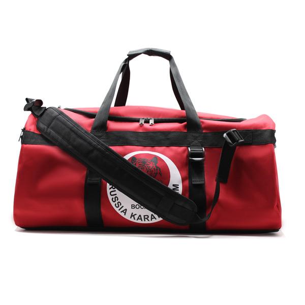 сумка спортивная команда карате клуб фирменный стиль рюкзак
