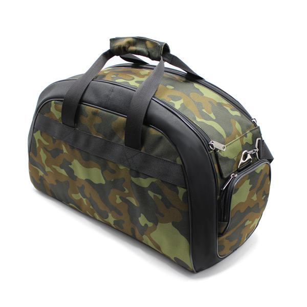 сумка для спорта и фитнеса камуфляж мужская сверху