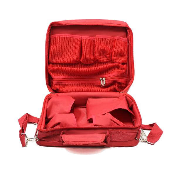 медицинская сумка для скорой помощи красная внутри