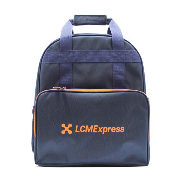 рюкзак для курьера для бумаг спереди
