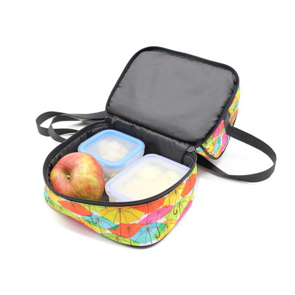сумка для еды и обеда lunch bag второе отделение