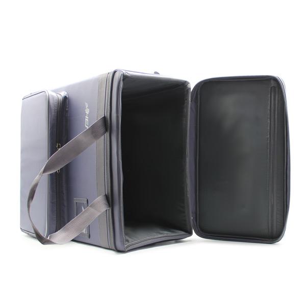 кофр для переноски прибора серый внутри