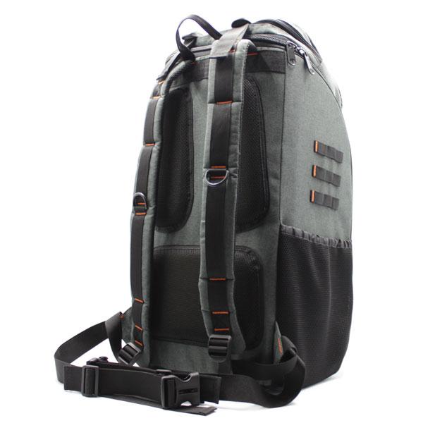 рюкзак для тахеометра серый большой лямки