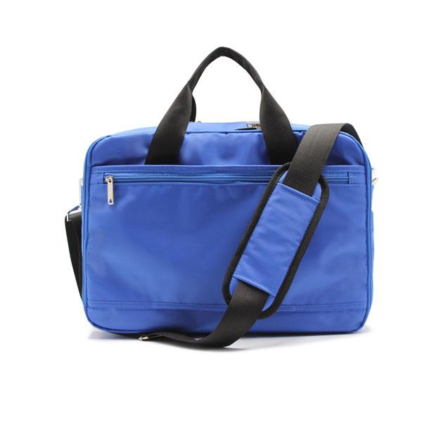 сумка портфель деловой для ноутбука и бумаг сзади