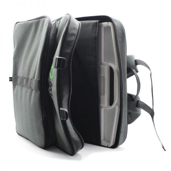 рюкзак специальный для рентгеновского оборудования внутри